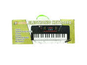 Electronic keyboard with microphone - Pack of 2