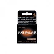 Trojan Naturalamb Condom Lubricated Natural Skin