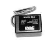 PAC - Territory Restricted - TR-4P Low Voltage Trigger - Remote Turn On