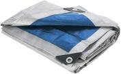 Maxam SPTARP3 18 x 24 All Purpose Blue Tarp