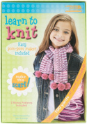 Leisure Arts Learn To Knit Scarf