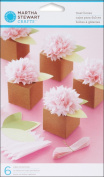Martha Stewart Crafts Vintage Girl Pom Pom Treat Favour Boxes