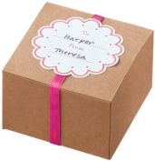 Martha Stewart Crafts Vintage Girl Treat Favour Boxes