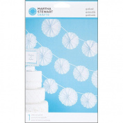 Martha Stewart 491564 Doily Lace Doily Garland Kit - Makes 1