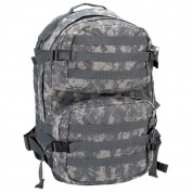 ExtremePak Heavy-Duty Water Resistant Digital Camo Army Backpack