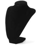 3-D Jewellery Stand 23cm 1/pkg, Black Velvet