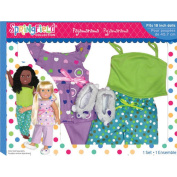 Fibre Craft Springfield Collection Pajamarama Set