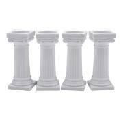 Grecian Pillars 4/Pkg-7.6cm