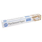 Wilton Silicone-Treated Parchment Paper, Double Roll, 0.4m x 10m