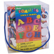 Foam Stickers 150mls-Alphabets