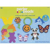 Perler 273073 Perler Fun Fusion Fuse Bead Value Activity Kit-Creative Kid