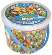 Perler Fuse Bead Bucket Activity Kit - Safari Fun