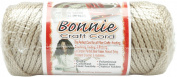 Bonnie Macrame Craft Cord 4mm 50 Yards-Pearl (Beig