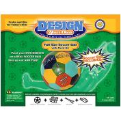 Janlynn DYO 691-6869 Soccer Ball Kit