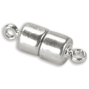 Blue Moon Value Pack Metal Clasps-Magnetic 2 Silve