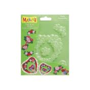 Makin's USA Makin's Clay Push Moulds-Hearts