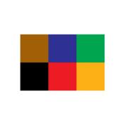 Makin's Clay Air Dry 500 Grammes-Multi Colour