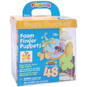 Foam Kit - Makes 48-Finger Puppets