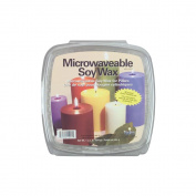 Yaley Microwaveable Soy Wax, 0.5kg, Pillars & Votives