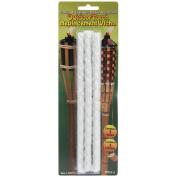 Outdoor Torch Replacement Wicks 22cm 3/Pkg-