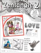 Design Originals DO-3452 Zentangle 2 Book