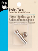 Dritz 104T Eyelet Tool -For 5-32 in. Eyelets