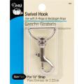 Swivel Hook For 2.2cm Strap-Nickel