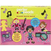 Perler Fun Fusion Fuse Bead Value Activity Kit, Rock & Roll