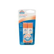 Elmers All-Purpose Glue Stick-.21 Ounce 2/Pkg