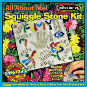 Milestones All About Me Squiggle Stepping-Stone Kit
