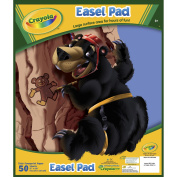 ". Giant Easel Pad 17""X20""-50 Sheets/Pkg"