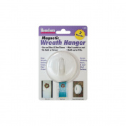 Fpc Corporation F-901 Magnetic Wreath Hanger 2-1/2