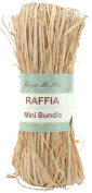 Joseph M. Stern Company XU2NA Natural Raffia Mini Bundle 2 Ounces