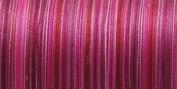 Silk Variegated Thread 200 Metres-Variegated Rubie
