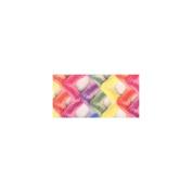 Medium Printed Rick Rack 1.3cm 2-1/2 Yards-Rainbow