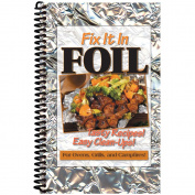 Cq Products CQ7024 Fix It In Foil Cookbook