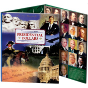 Littleton Presidential Dollar Series P & D Collection Colour Folder 2007-2016
