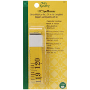 Dritz 86773 Dritz Quilting Tape Measure-120 in. Yellow