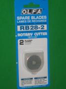 Olfa RB28-2 Rotary Blade Refill-28mm 2-Pkg