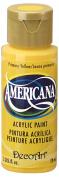 Americana Acrylic Paint 60mls-Primary Yellow