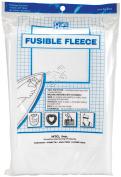 Fusible Fleece, White, 90cm x 60cm