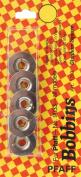 Euro-Notions 1703 Pfaff Metal Bobbins-5-Pkg