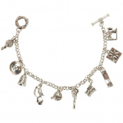 Cedar Creek Quilt Designs This Silver Bracelet Has Darling Sewing Charms Hanging From It