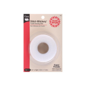 Dritz 223 Stitch Witchery Fusible Bonding Web Super Weight-5-8 in. x 13 Yards