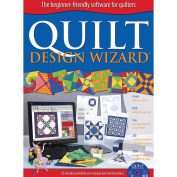 The Electric Quilt Co. Quilt Design Wizard-