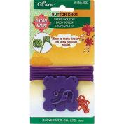 Clover 85826 Asian Knot Templates-Button Knot