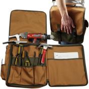 Rugged Nylon Tool Tote w/Shoulder Strap