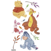 Jolees DJB-W003 Disney Dimensional Sticker-Winnie The Pooh And Pals