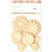 Paper Flowers 2cm, 3.5cm, 5cm Assorted 60/Pkg-Crea