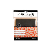 Ranger 228415 Inkssentials Rub-It Scrub-It Rubber Stamp Cleaning Pad-6 in. Square